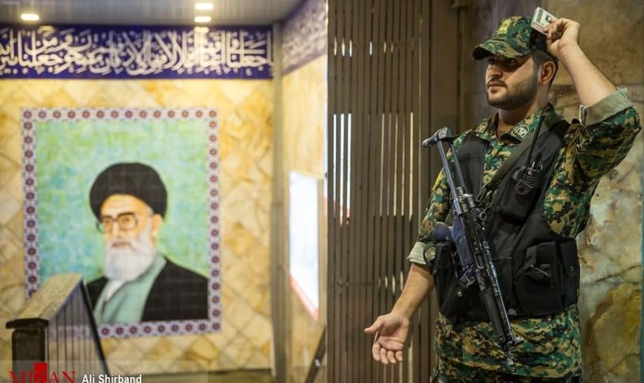 تیراندازی اشتباهی سپاه پاسداران در مراسم احیا حرم امام