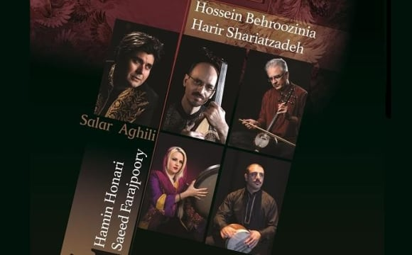 Salar Aghili Live in Concert: Persian Classical Music