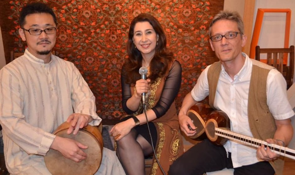 Ava Ensemble: Persian Traditional Music in Japan