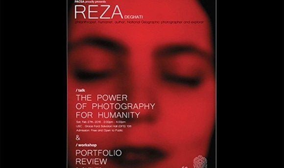 Reza Deghati: The Power Of Photography for Humanity