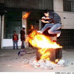 Chaharshanbeh Soori (Persian Festival of Fire)