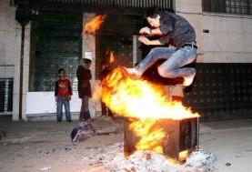 جشن چهارشنبه سوری ۲۰۱۲