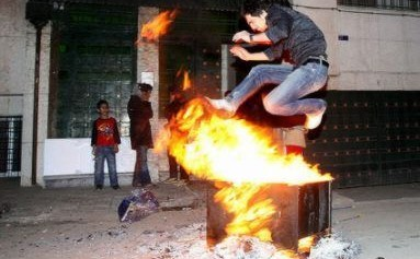 Chaharshanbeh Soori (Persian Festival of Fire)