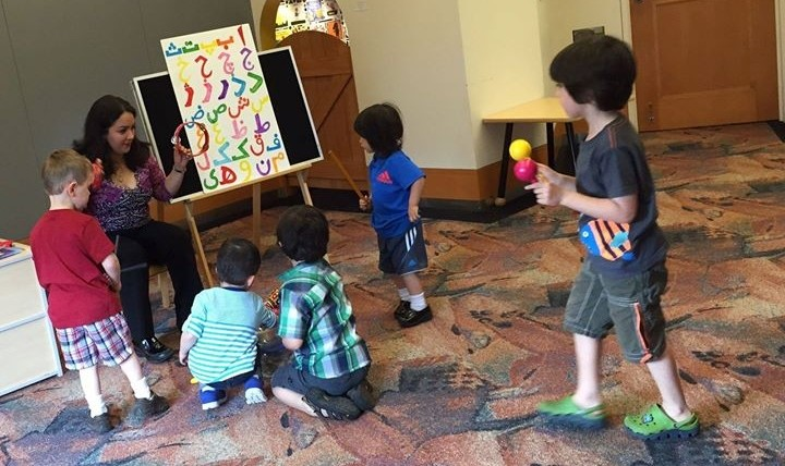 داستان خوانی فارسی برای کودکان