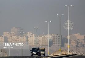 آلودگی تهران در حد خفگی! سومین روز تعطیلی مدارس در تهران
