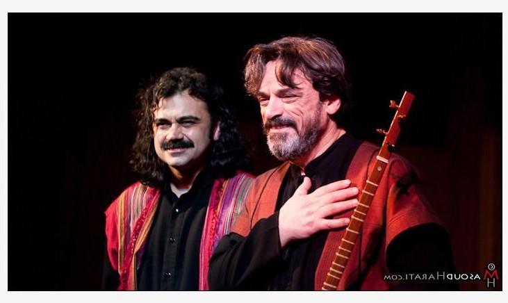 Hossein Alizadeh and Pejman Hadadi Concert