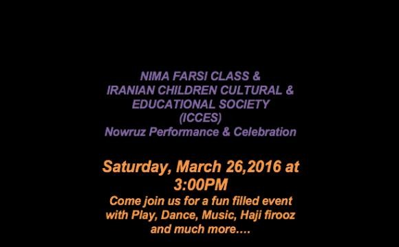 Nowruz Perfromance and Celebration