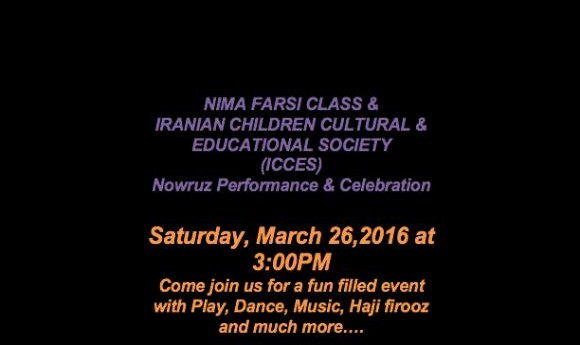 Nowruz Perfromance and Celebration