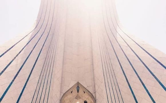 نادیدههای ایران از دوربین لوکا پرونی
