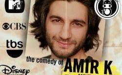 Comedy of Amir K featuring Rahmein Mostafavi
