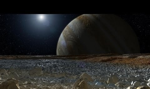 Could life exist on Jupiter's moon, Europa? NASA 360 Video