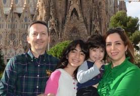 همسر احمدرضا جلالی: شوهرم در ازاء وعده آزادی اعتراف به جاسوسی برای اسرائیل کرده