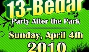13 Bedar Party After Park