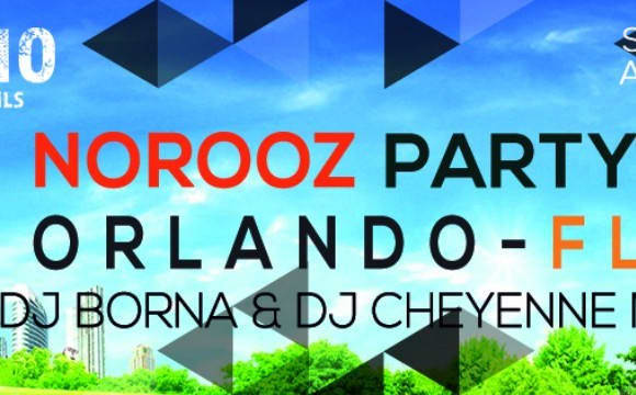 Largest 13-Bedar and Norooz Party in Orlando