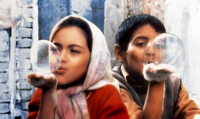 سینمای موج جدید ایران: نمایش فیلم بچههای آسمان ساخته مجید مجیدی