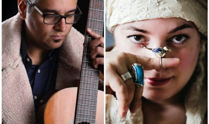 Amin Sameni and Farnaz Ohadi: A night of Persian Fusion Music