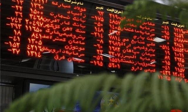 شاخص بورس تهران در دو روز پیاپی ۹۲۹ واحد صعود کرد