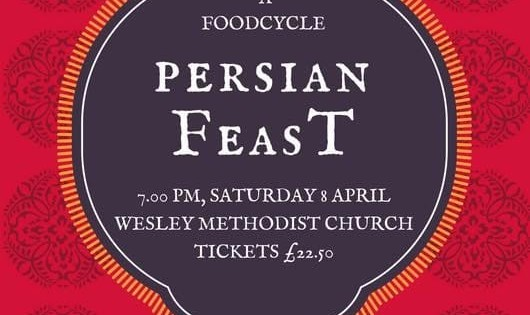 Persian Feast: Authentic Persian dishes