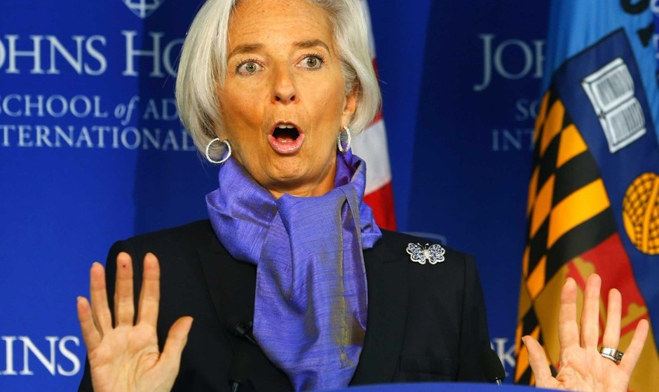 صندوق بینالمللی پول درخواست ترامپ برای توقف وام به ایران را رد کرد