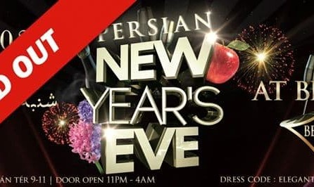Exclusive Persian New Year's Celebration at Bestia