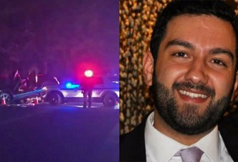 پلیس ویرجینیا جوان  ۲۵ ساله ایرانی آمریکایی ...