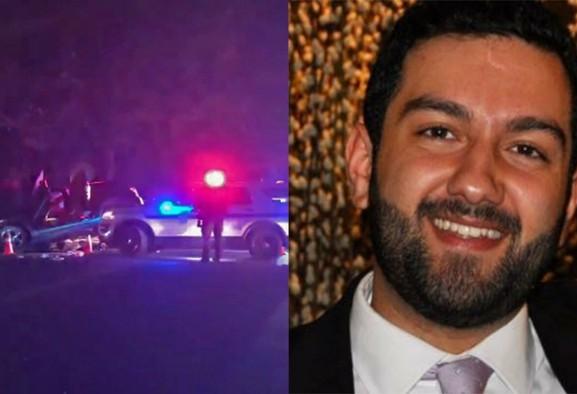 پلیس ویرجینیا جوان  ۲۵ ساله ایرانی آمریکایی را با شلیک ۳ ...