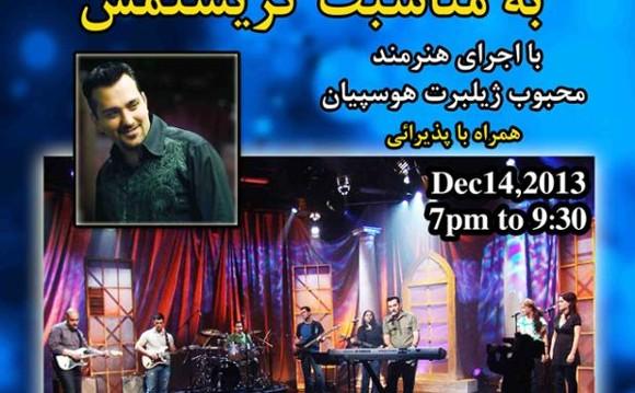 Persian Christmas Concert