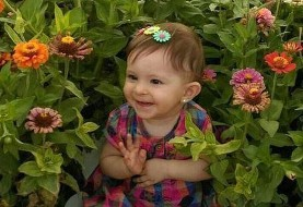 An 8 month old girl kidnapped, killed in Tehran