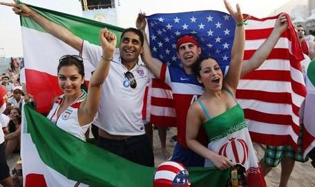 رقابت پس از دیپلماسی: ایران و آمریکا، مبارزه برای قهرمانی جهانی ...
