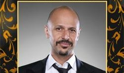 Maz Jobrani at Cobb's Comedy Club in San Francisco