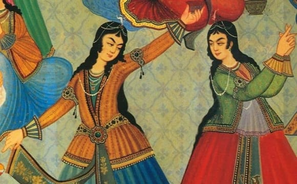 Heidi Javaheri: Let's Have Fun and Learn How to Persian Dance