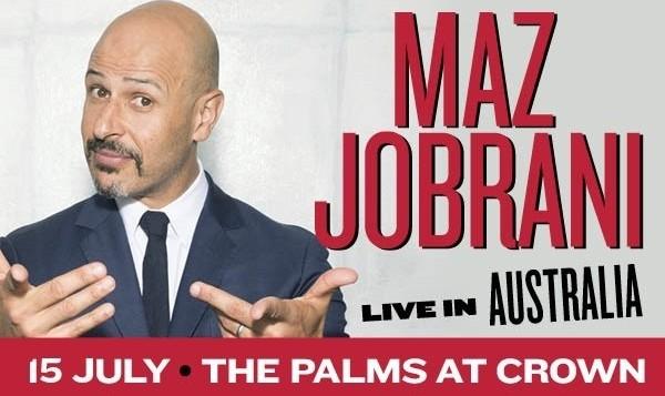 Maz Jobrani Live in Melbourne, Australia