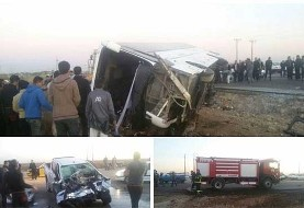 Rahian Noor war zone tours claim more lives: 48 casualties in bus accident