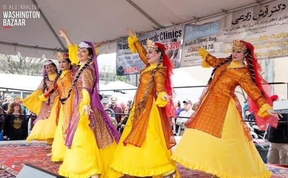 بازارچه و جشنواره نوروزی