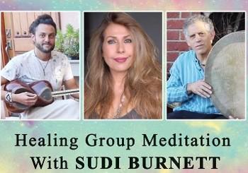 Healing Group Meditation with Sudi ...