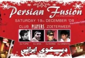 Persian Fusion: Pre-X-Mas Edition