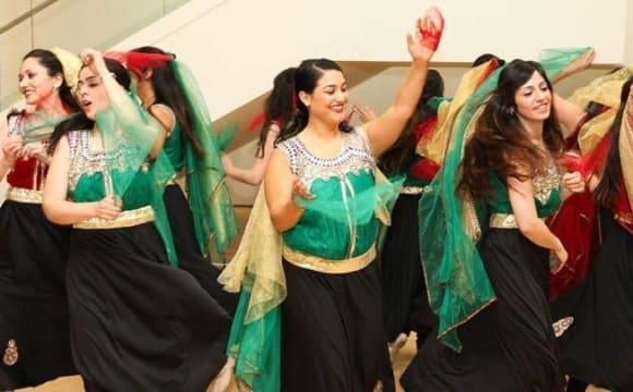 Nowruz at MFA Boston