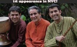 کنسرت اشعار عارفانه و موسیقی سنتی ایرانی امیر نوژن و گروه نوا