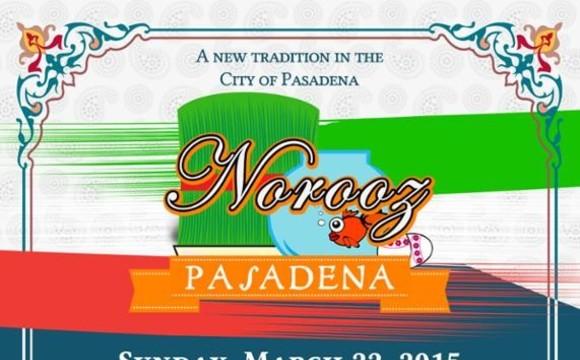 9th Annual Celebration Norooz Pasadena 2015