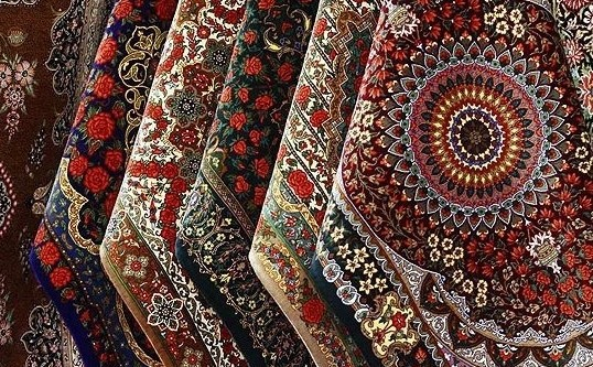Persian Carpet Gallery at Adelaide Antique Fair Exhibition