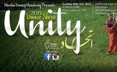 [SOLD OUT] Niosha Dance Academy Unity (Etehad) Show