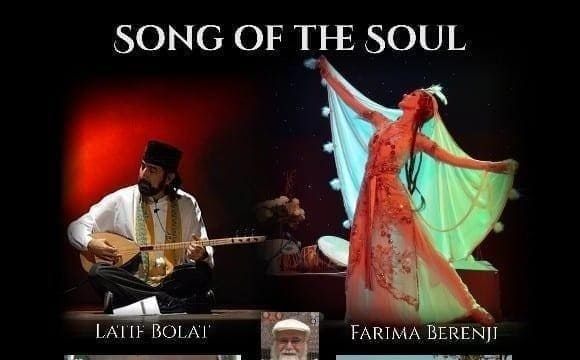 Song of the Soul: Performances by Farima Berenji, Simorgh Dance Collective