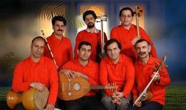 کنسرت گروه موسیقی سنتی درویش خان