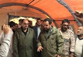 وحید حقانیان معاون ویژه رهبری، معاون روحانی را به خاطر سیاسی کردن مسئله مسکن مهر و زلزله لعنت کرد + فیلم توضیحات