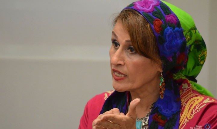 Dance in Iran: A Talk by Dr. Mansoureh Sabetzadeh and Performance