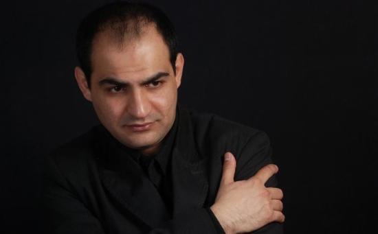 "Mehdi Hosseini in 45th International Festival ""St. Petersburg Musical Spring"""