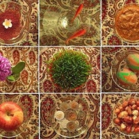 Iran Summer School 2012: A guide to preparing for Norouz by Jila Dana Haeri