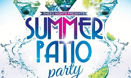 Summer Patio Party