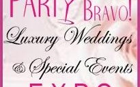 Party Bravo's Luxury Weddings & Special Events EXPO  (Persian Style)