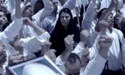 Women Without Men by Shirin Neshat  Screens in Amersfoort